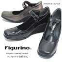 When wear it once, cannot part with Figurino (フィグリーノ) Japan bookbinding leather strap casual shoes FIG036 Wise 4E ◆; wear; is a fixture for a feeling. ◆This one is a product; 】. fs3gm