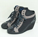 Beauty leg high heel sneakers YZ1108