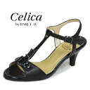 / real leather sandals / by color / fs3gm made in 2154 Celica by BARCLAY (Celica by Berkeley) T-strap sandals Japan