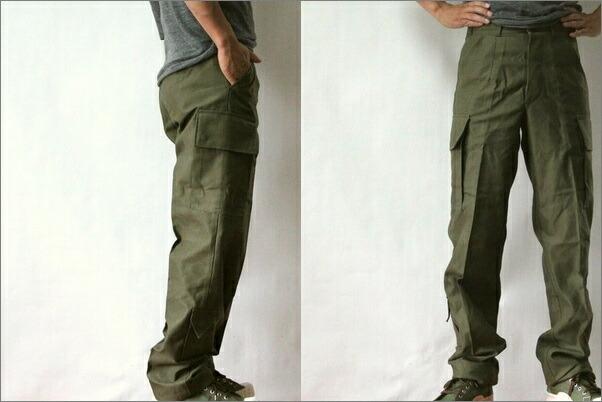 cargo pants material - Pi Pants