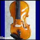 Stole D Bali model violin Vincente 150EU