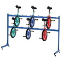 Dunn (DANNO) unicycle rack D-3159