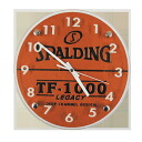SPALDING (Spalding) wall clock 10-001WC-S