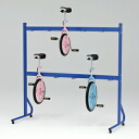 T-2756 where ten toe ray light (TOEI LIGHT) unicycle rack one side takes it