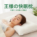 Sound sleep pillow of the King
