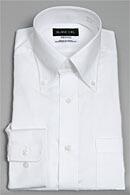 形態安定・ボタンダウン・日本製シャツ