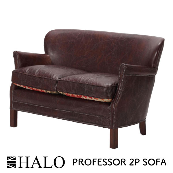 halo professor 2p sofa w120 d71 h73cm 2. Black Bedroom Furniture Sets. Home Design Ideas