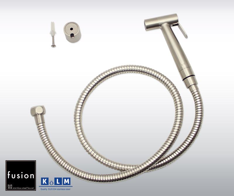 【fusion】SSK161 ステンレス・シングルレバー・キッチン混合栓
