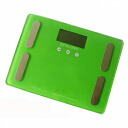 precomo body composition health meter scale PRBF-40GR green more than 5250 Yen pulled free ( in discounted service unavailable products, products can be ordered no cancellation refunds ) points 10P30Nov13