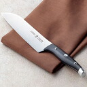 Henckels knives HI-style elite black santoku knife blade length 18 cm 16,817-481 5000 Yen tax more (non-discounted service, feedback, no cancellation refunds) P19May15