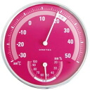Doh re-technical center temperature-humidity pink O-310PK (I have it of order product, postage 756 yen by all means when it is impossible of outbreak, maker direct shipment collect on delivery, and there is the end in discount cancellation returned goods impossibility suddenly) 10P12Sep14 in total