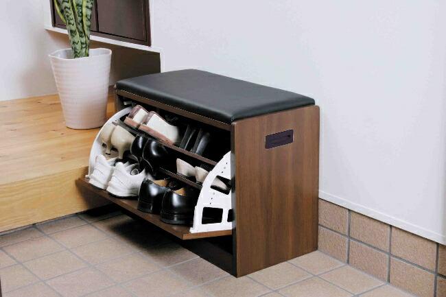 Herusi 99box rakuten global market big thanksgiving for Front door shoe storage
