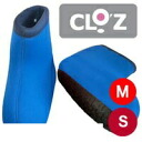 ★ Thanks for the great price ★ [CLOZ ( Klotz ) hottie legs for types with a bottom or straw] ★ pulled free ★ hottie Indoor shoes slippers appliance legs for type (bottom and) red and blue ★ points 10P13Nov14