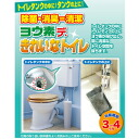 Disrupted iodine on the toilet in the toilet, toilet cleaning iodine de-clean toilet 7 g × 10 set ★ points P25Jun15