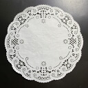 PA07 lace paper (round) 22 cm 120's fashionable lace paper round.