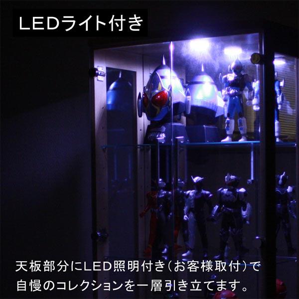 ���쥯�����ܡ��� ���쥯������� ����ꥪ������ ���硼������ �ե����奢��å� �ǥ����ץ쥤 ���դ� LED������饤���դ� ��62cm ���饹 ���� ������ ������̵���ۡڲȶ����Ρ�