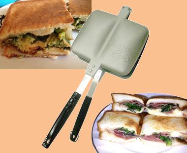 サンドイッチ トースター ダブル