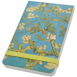 CHRONICLE BOOKS Memo Pad Vincent van Gogh 9780735333246 Almond Branches in Bloom Mini Memo Pad