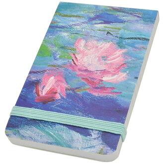 CHRONICLE BOOKS Memo Pad Monet 9780735327016 Water lily Mini Memo Pad