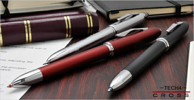 クロス テックフォー 複合筆記具
