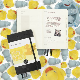 Moleskine Passion Collection 406470 PHBA3AJP Baby Journal(2700)