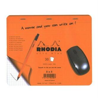 Rhodia Advanced CF194100 Mouse pad 5mm grid