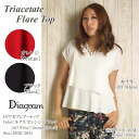 [Triacetate Flare Top] GRACE CONTINENTAL
