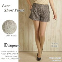 [Lace Short Pants ] GRACE CONTINENTAL
