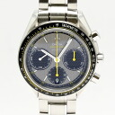 Omega 326.30.40.50.06.001 Speedmaster racing SS gray character Edition mens automatic winding / 32933 OMEGA