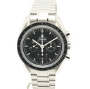 32547 OMEGA / Omega ☆ unused 3573.50 Speedmaster professional mens hand-wound