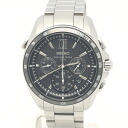 Seiko SAGA153 Brights chronograph mens solar radio watch / 32693 SEIKO BRIGHTZ