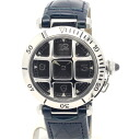 W3106255 Cartier Pasha 38 mm N950 convex grid mens automatic winding and 32,700 Cartier