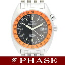 GLYCINE( glycine) air man SST-06 SS 24 hours indication men self-winding watch /31703fs3gm