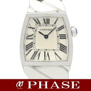 Cartier W6600221 ラドーニャ LM silver men quartz /31739fs3gm