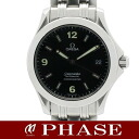 2501.53 OMEGA omega Cima star chronometer automatic 120m black men /31803