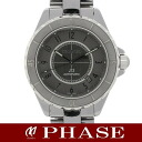 Chanel H2934 J12 chromatic titanium gray men's automatic self-winding / 31879 CHANEL