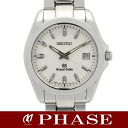 SEIKO SBGF017 ground SEIKO 8J56-8020 men SS white clockface men quartz /31890Grand Seiko
