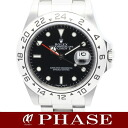 16570 2 Rolex Explorer SS lindera board A turn men self-winding watch /31901ROLEX