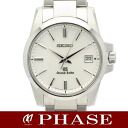 SEIKO SBGX053 ground SEIKO SS white clockface men quartz /31904Grand Seiko