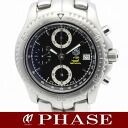 Tag Heuer CT5114 link chronograph Ayrton Senna models 4000 this limited edition mens automatic winding / 31913 TAG Heuer