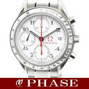 Omega ☆-free speed master 3515.20 automatic chronograph tachymeter white men /31983OMEGA