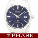 SEIKO ground SEIKO SBGX065 9F62-0AB0 blue men quartz /32012Grand SEIKO
