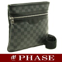 Louis Vuitton N58028 ダミエグラフィットトマス slant credit shoulder Louis Vuitton/18886