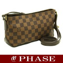 Louis Vuitton SP order N48049 ダミエトロター slant credit shoulder Louis Vuitton/18907