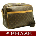 Louis Vuitton M45252 monogram reporter GM slant credit shoulder Louis Vuitton/51595
