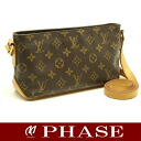 Louis Vuitton M51240 monogram fatty tuna terslant credit shoulder Louis Vuitton/51704