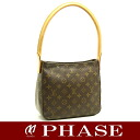 Louis Vuitton M51146 monogram looping shoulder bag Louis Vuitton/51714