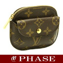 Louis Vuitton M60025 monogram Porto Monet schilling Louis Vuitton/44164 fs3gm
