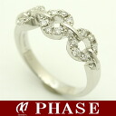 SAMISTAR-D K18WG diamond 0.27ct ring /93086