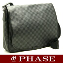 Louis Vuitton N58033 ダミエグラフィットダニエル GM slant credit Louis Vuitton/18875